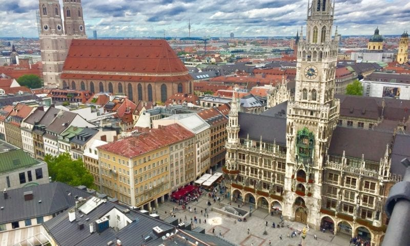Weekend Getaway in Munich