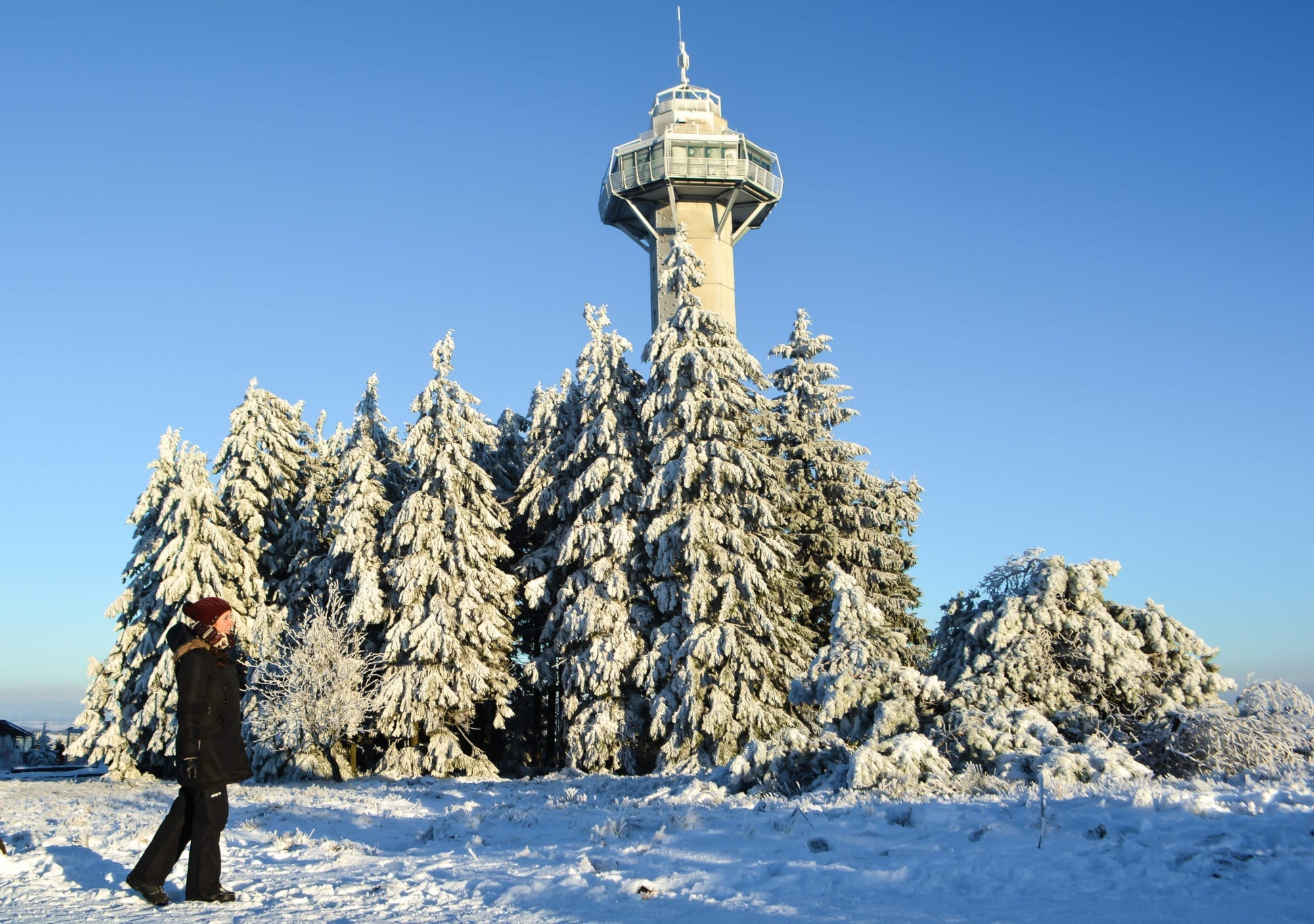 Weekend Getaway: Winter Wonderland Adventures in Sauerland