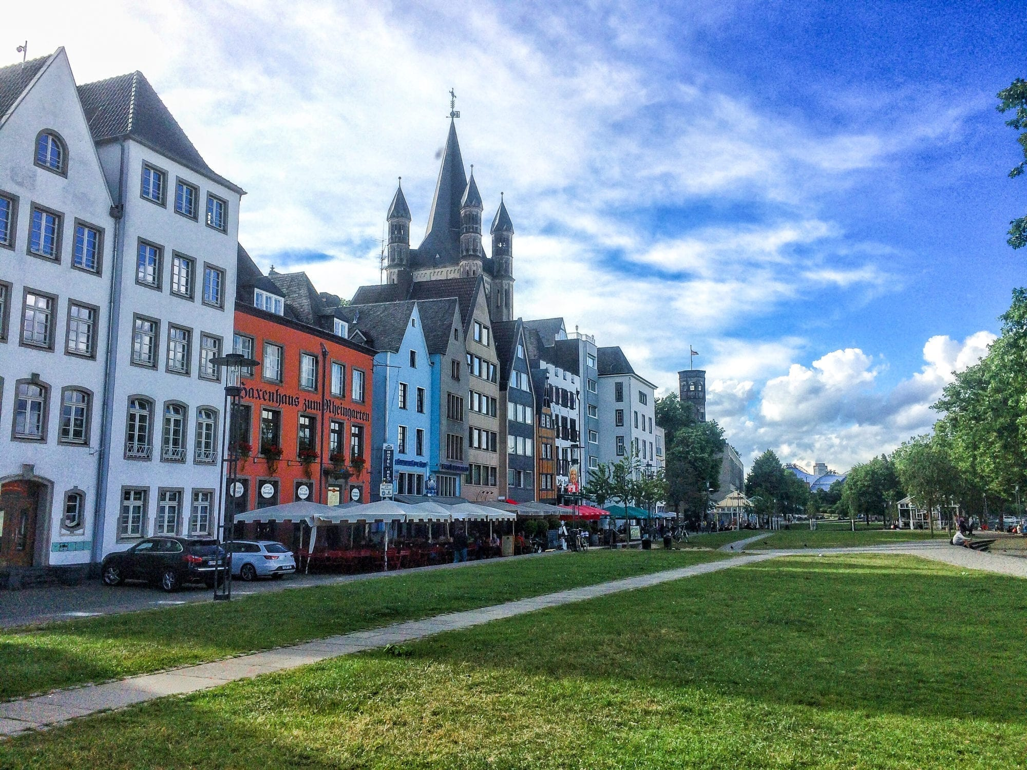 Weekend Getaway: Explore the Urban City Life of Cologne