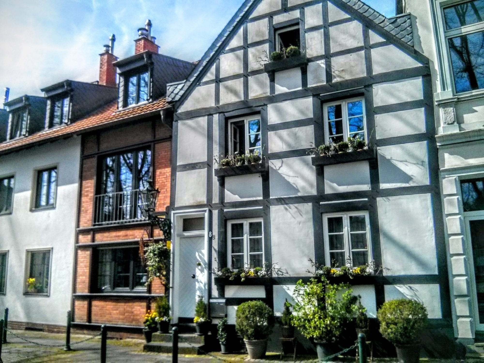 Exploring the Best of Gerresheim, Düsseldorf 1