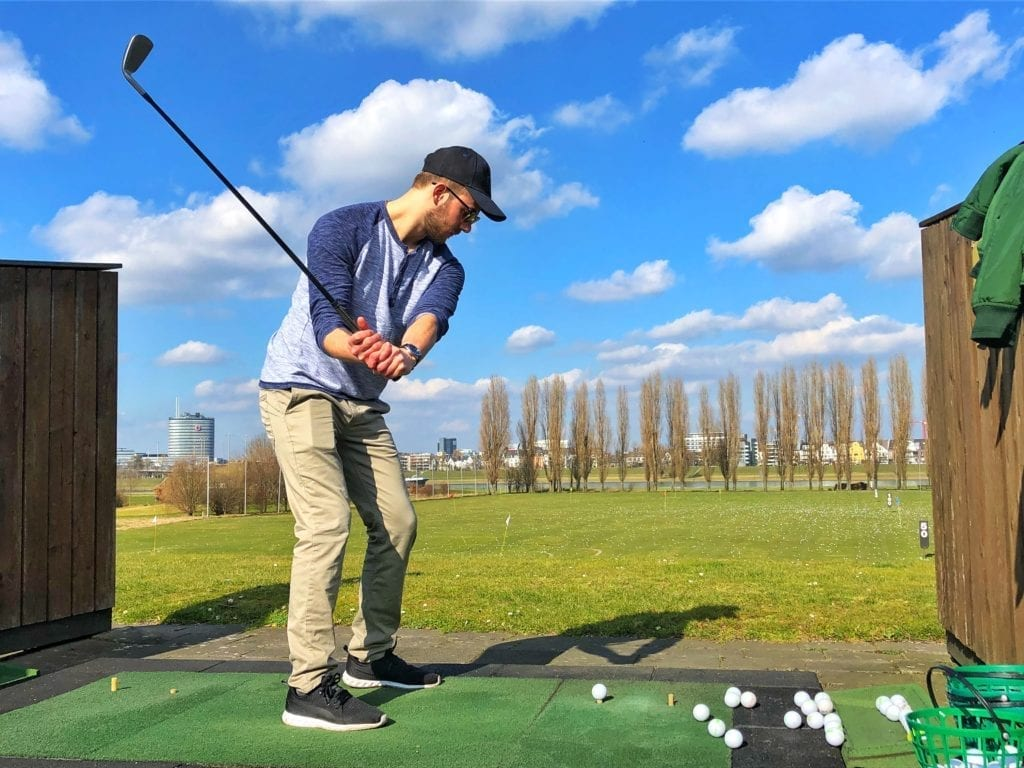 Have You Been To The Gsv Golfing Range Before Life In