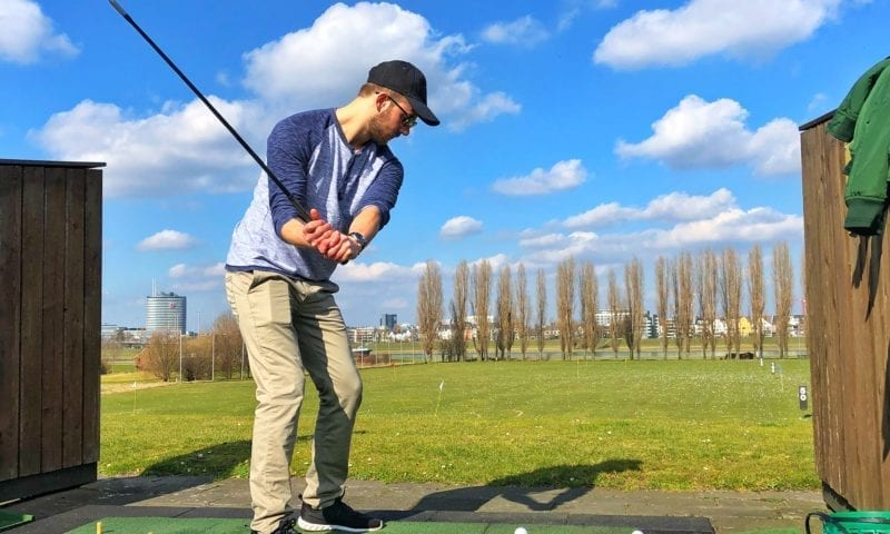 Have You Been to the GSV Golfing Range Before? 1