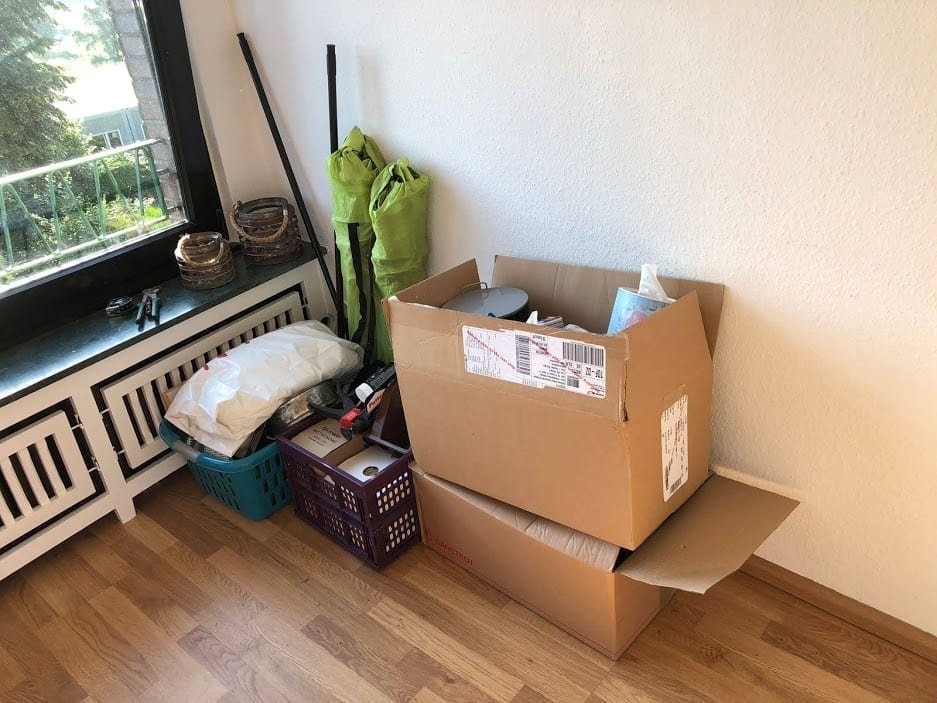 5 Step Process To Moving Out Of Your Apartment In Germany