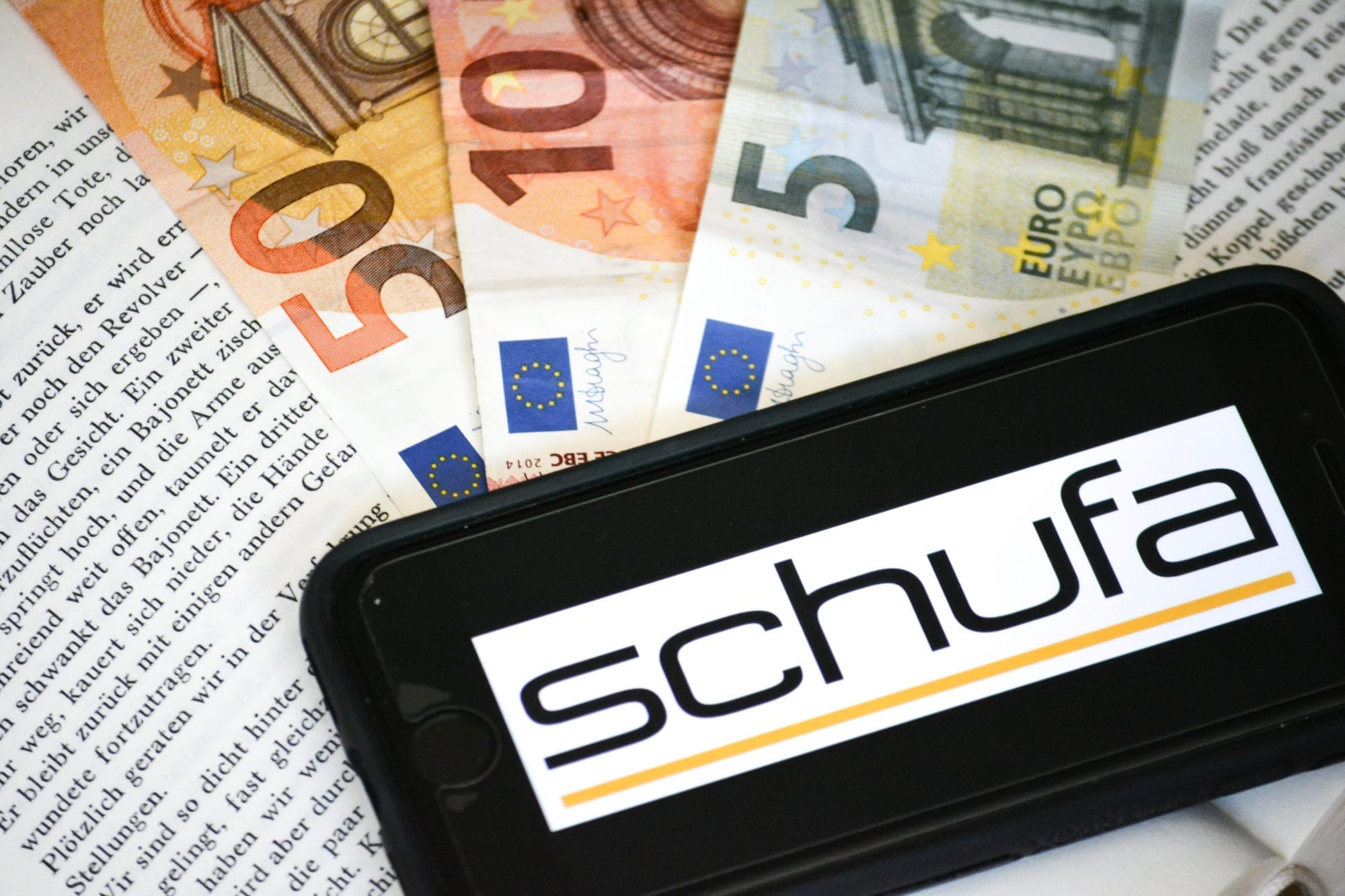 What is SCHUFA and how do I get it for free?