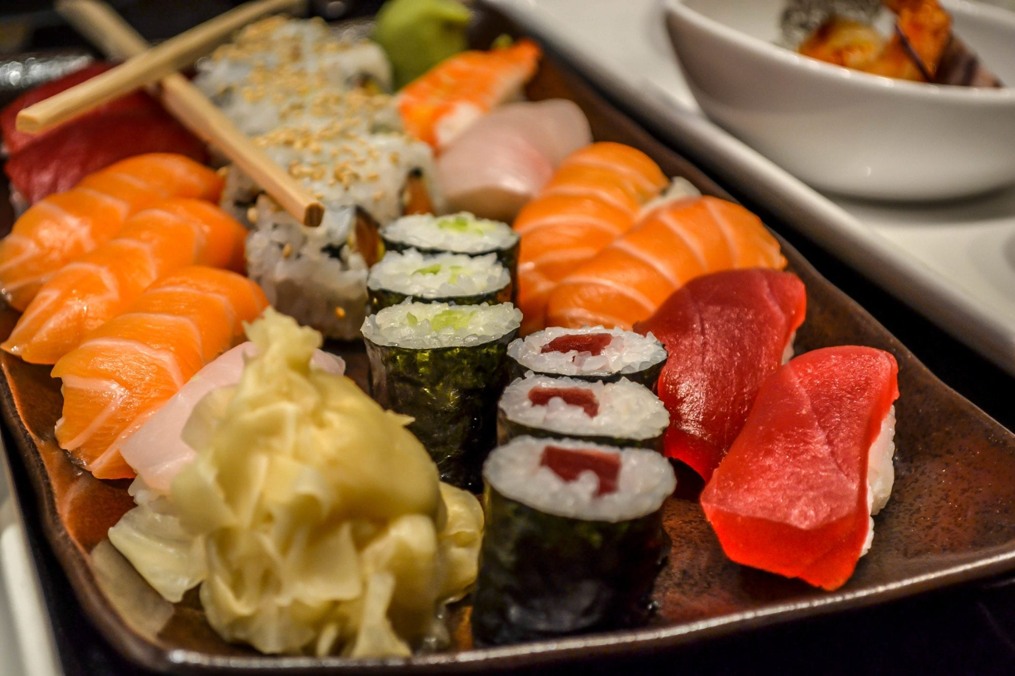 The Top 10 Places with the Best Sushi in Düsseldorf