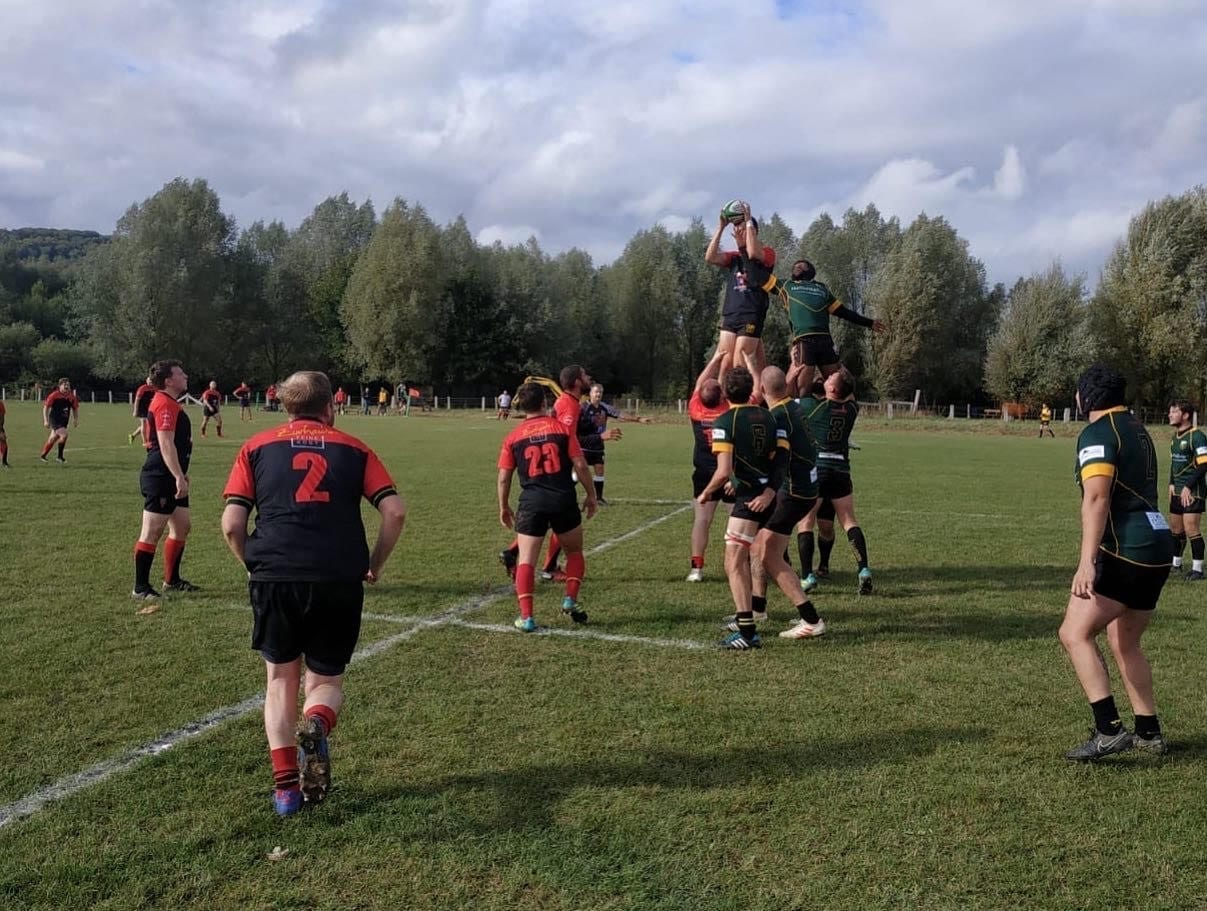 YES! Did You Know There's a Rugby Team in Düsseldorf?