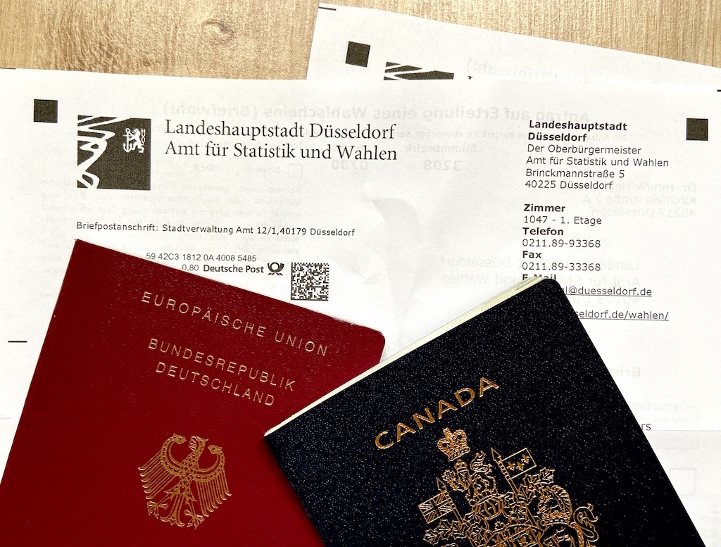 Vote in Germany - Expats - 1