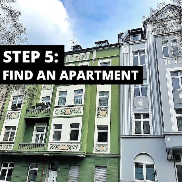 Steps to Move to Germany